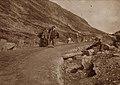 Karoline og Bjørnstjerne Bjørnson går tur i Romsdalen, 1896 - no-nb digifoto 20160602 00241 bldsa BB0829 (cropped).jpg