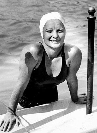 Katherine Rawls - Rawls in 1935