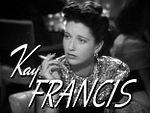 Schauspieler Kay Francis
