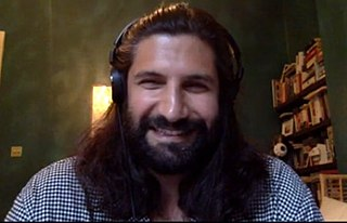 Kayvan Novak British actor and comedian (born 1978)
