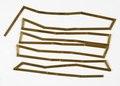 Kedja av mässing för utläggning av olika bastioner - Skoklosters slott - 92851.tif