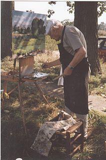 Kees Bol painter, art educator