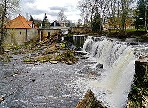 Keila (river) - Image: Keila Joa Wasserfall 02