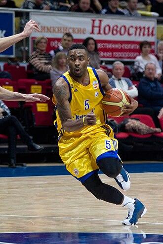 Alphonso Ford EuroLeague Top Scorer Trophy - Keith Langford won the Alphonso Ford Trophy on 2 occasions (2014, 2017).