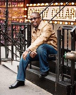 Keith Robinson (comedian) American comedian