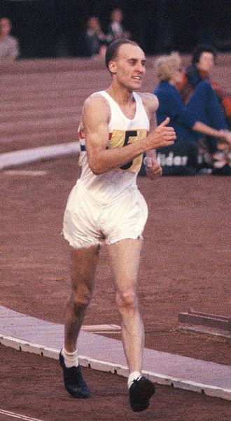 Ken Matthews - Matthews at the 1964 Olympics