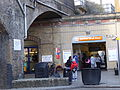 Kentish Town West railway station, London, March 2015.JPG