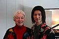 Kento with Madeleine Kunin.jpeg