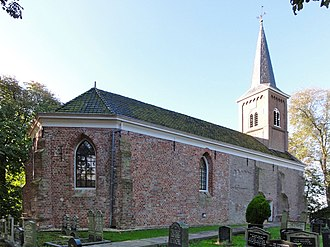 Brantgum - Brantgum church