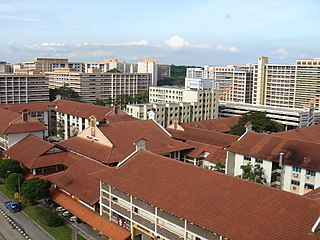 Yishun Planning Area and HDB Town in North Region ----, Singapore