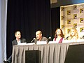 Kiefer Sutherland, Howard Gordon, Mary Lynn Rajskub and Katee Sackhoff (3754345710).jpg