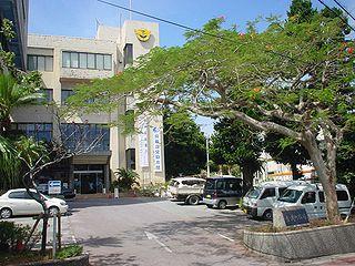 Kin, Okinawa Town in Kyushu, Japan