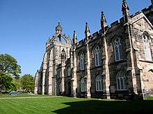 King's College, Malnovo-Aberdeen - geograph.org.uk - 421973.jpg