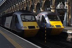 King's Cross railway station MMB 93 43257 43238.jpg
