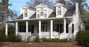National Register of Historic Places listings in Williamsburg County, South Carolina - Image: Kingstree, SC 216 N Academy St 2