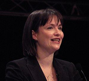 Kirsty Williams - Williams addressing the Liberal Democrats conference in the Harrogate International Centre in 2009