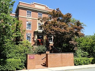 Harvard University Press - Kittredge Hall, home to Harvard University Press