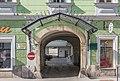 Klagenfurt Völkermarkter Strasse 5 Bürgerhaus von 1836 Portal 14082016 3739.jpg
