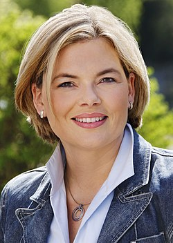 rhineland palatinate state election 2016 image kloeckner 2010 - Julia Klockner Lebenslauf