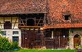 Kloster und Schloss Bebenhausen, Kasernenhof, ehemalige Scheune -- Monastery and castle Bebenhausen, barrack yard, former barn (14210571681).jpg