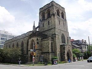 Knox Presbyterian Church (Ottawa) - Knox Presbyterian at 120 Lisgar Street, Ottawa.