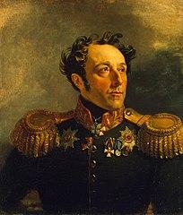Portrait of Boris Ya. Knyazhnin (1777-1854) (2nd)