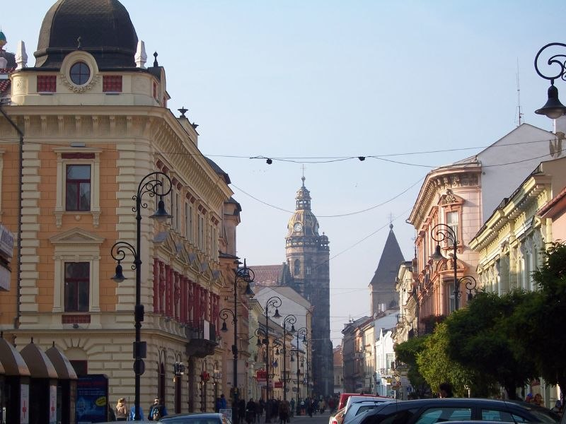 Košice, Slovakia (2005)