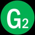 Kode Trayek G2 Jombang.png