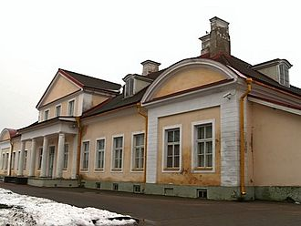 Pöide Parish - Koigi Manor