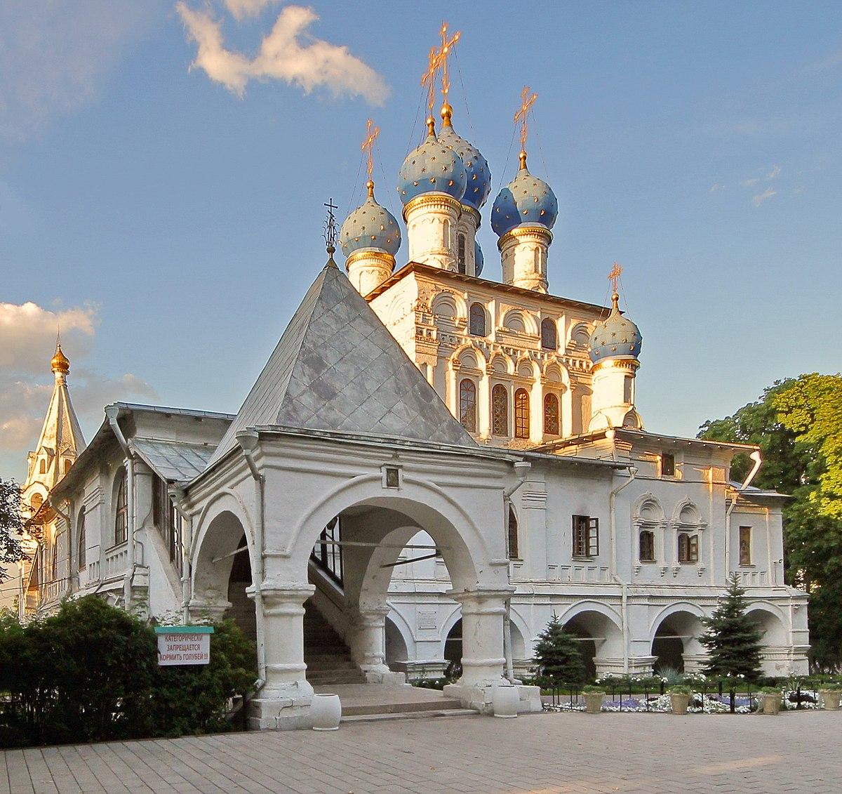 фото коломенское музей-заповедник официальный сайт