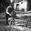 Kolovret za štiri pramena. U Bregu, Gorenji Novaki 1954.jpg