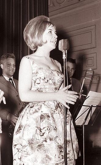 Gabi Novak - Gabi Novak in Maribor, 1961