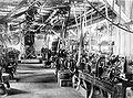 Kongsberg Våpenfabrikk inside manufacture 1900.jpg