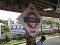 Kopar railway station - Platformboard.jpg