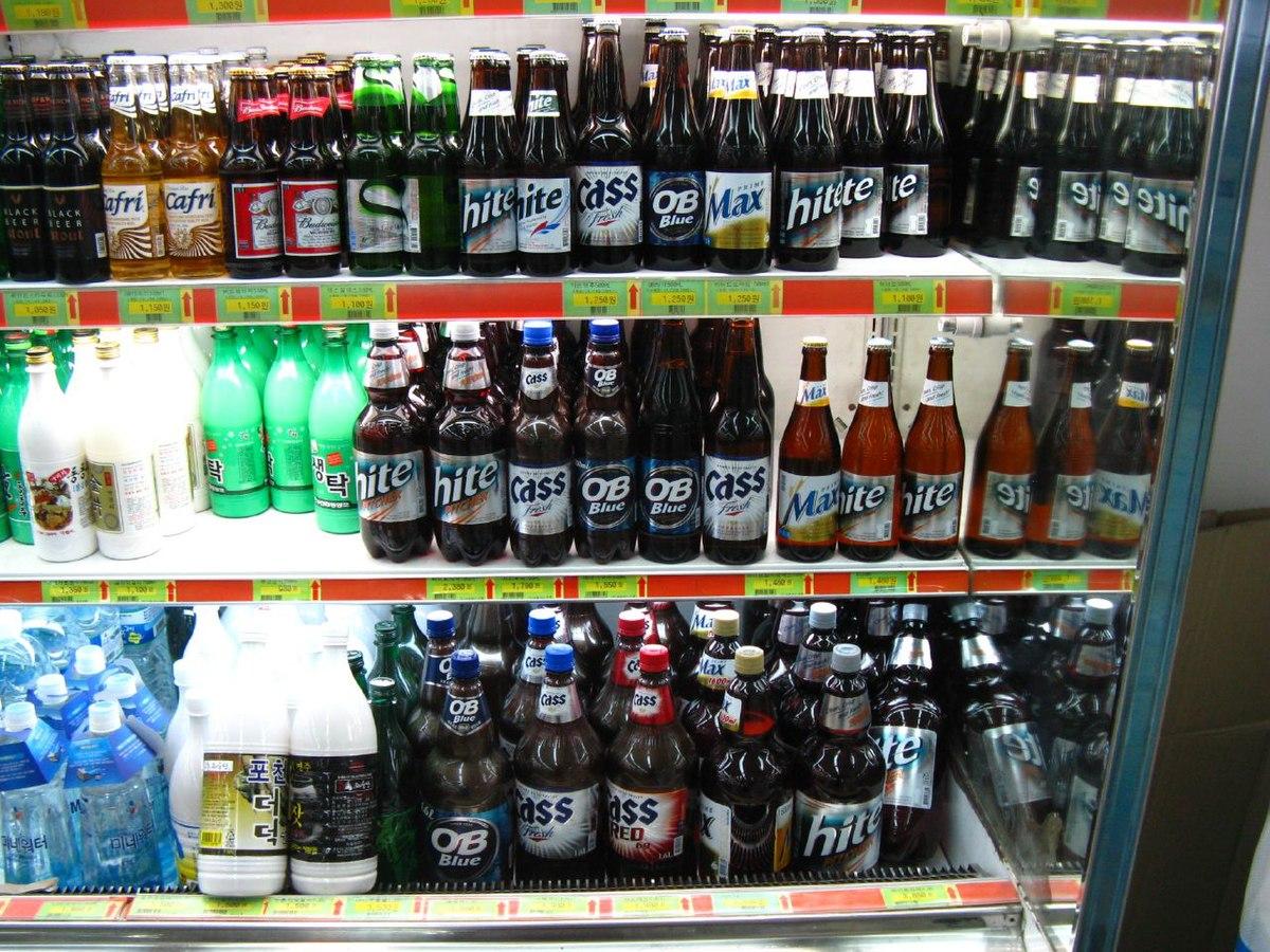 Beer In South Korea Wikipedia Tas Wanita Green Ko11