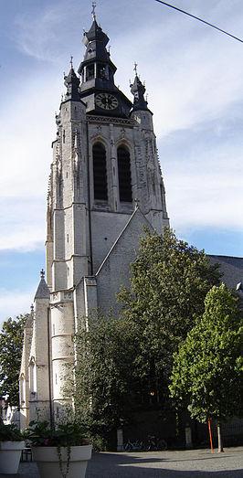 Sint maartenskerk kortrijk wikipedia for Courtrai belgium