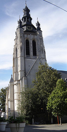 Image illustrative de l'article Église Saint-Martin de Courtrai
