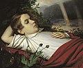 Kovács Child Sleeping 1850.jpg