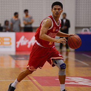 Kris Rosales Filipino-American basketball player