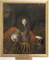 Kristian Albrekt, 1641-1694, hertig av Holstein-Gottorp (Juriaen Ovens) - Nationalmuseum - 15928.tif