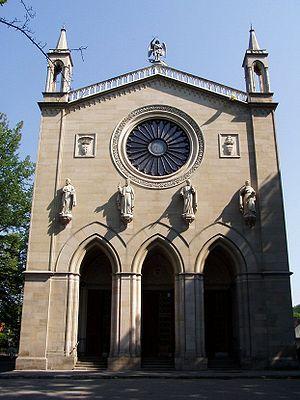 Krzeszowice - St. Martin's Church