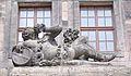 Kulmbach, Plassenburg, Bacchus-Skulptur, 23.06.07.jpg