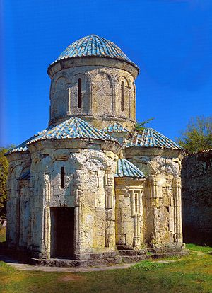 Kvetera Church - Kvetera Church