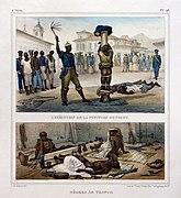 L'Exécution de la Punition de Fouet et Negres ao Tronco by Jean-Baptiste Debret.jpg