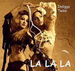 LA LA LA single cover by INDIGGO.jpg