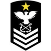 LC-7 Ship's Leading Petty Officer Sleeve Insignia