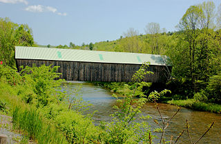 Lincoln Covered Bridge United States historic place