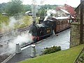 LNER Y7 985, Town railway station, Beamish Museum, 17 July 2011.jpg