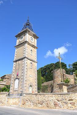 La Bastide d'Engras - tour de l'horloge.jpg