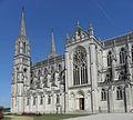 La Chapelle-Montligeon (61) Basilique Notre-Dame Extérieur 05.jpg